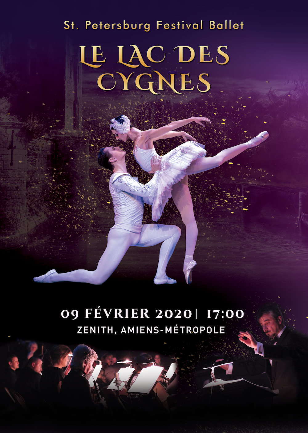 St.Petersburg Festival Ballet